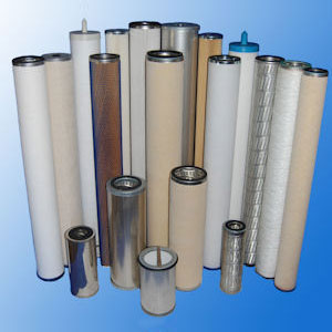 Gas Filter Elements