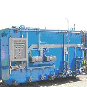 Bioreactor based Treatment Plants & Bacterial Products