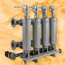 Mechanically Self Cleaning Filters