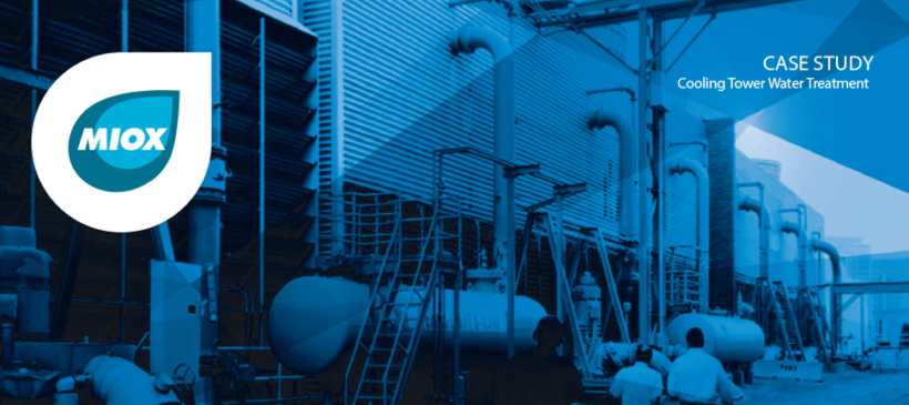 Case Study: How This Centralized Cooling Plant Controls Bacteria