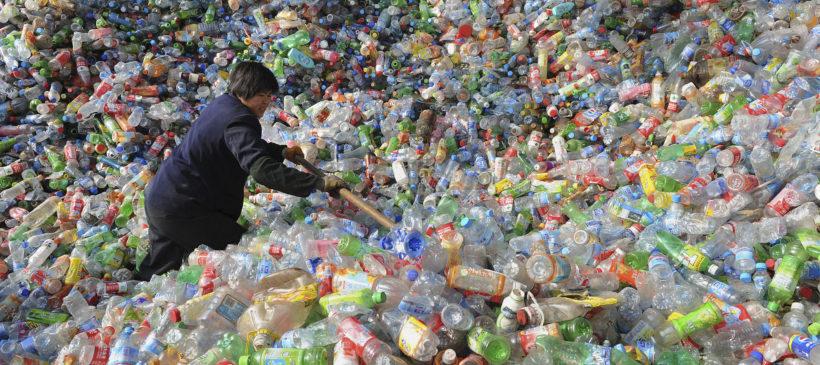 Scientists Turn Plastic Water Bottles into Jet Fuel
